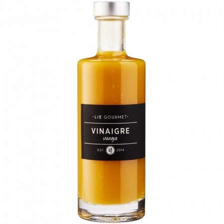 Lie Gourmet vinegar with mango pulp 250 ml